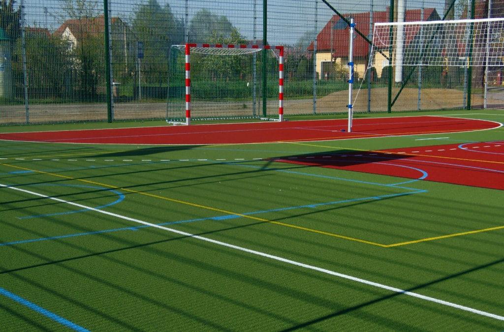 Budowa boisk sportowych
