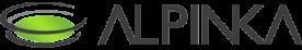 logotyp alpinka