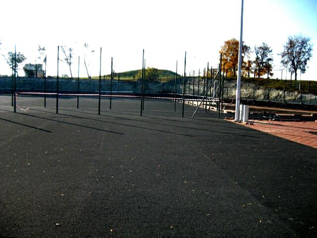 Modernizacja obiektów sportowych