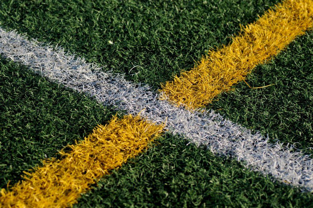 linie na boisku